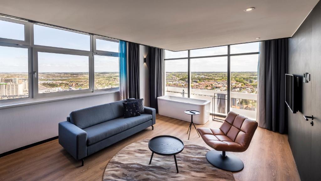 Palace Hotel Zandvoort Bubbelbad Loft