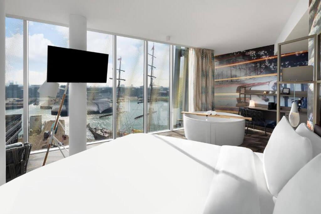 inntel-hotels-den-haag-marina-beach-wellness-kamer-2