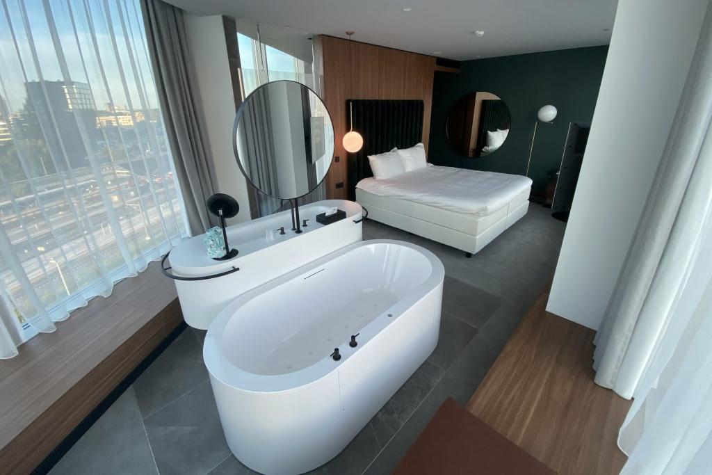 Van der Valk Amsterdam Zuidas suite
